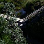 Another broken bridge
